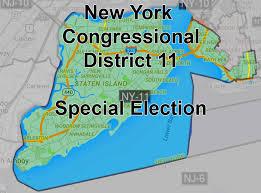 NY CD-11 map
