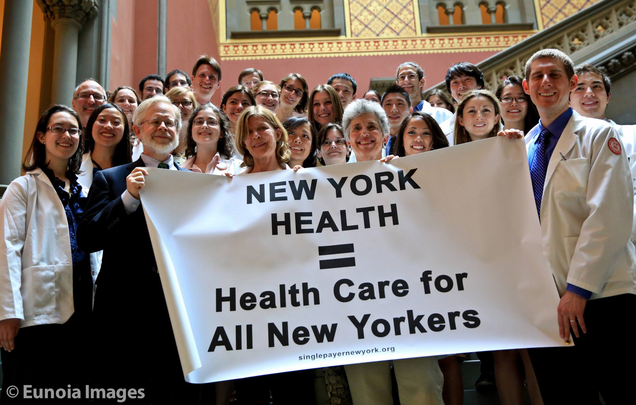 Image result for new york health act logo